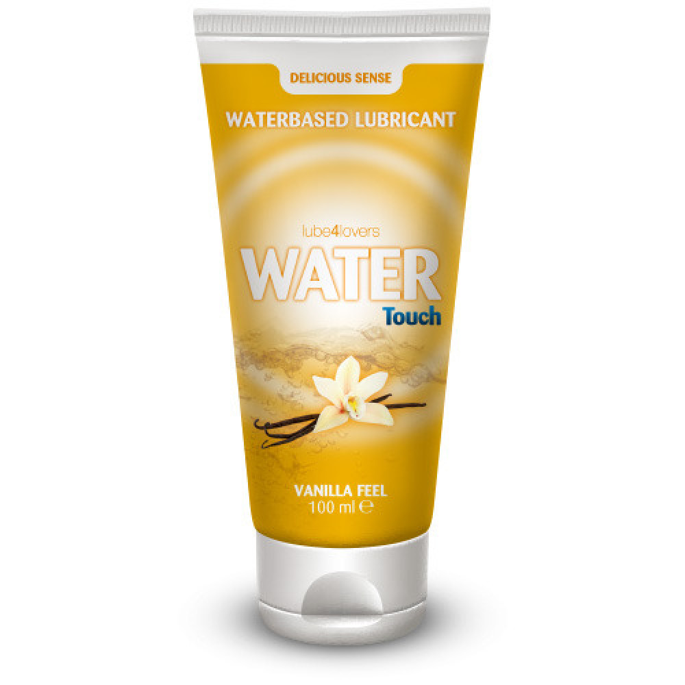 Water Touch Vanilla Water-Based Lubricant 100ml[1]