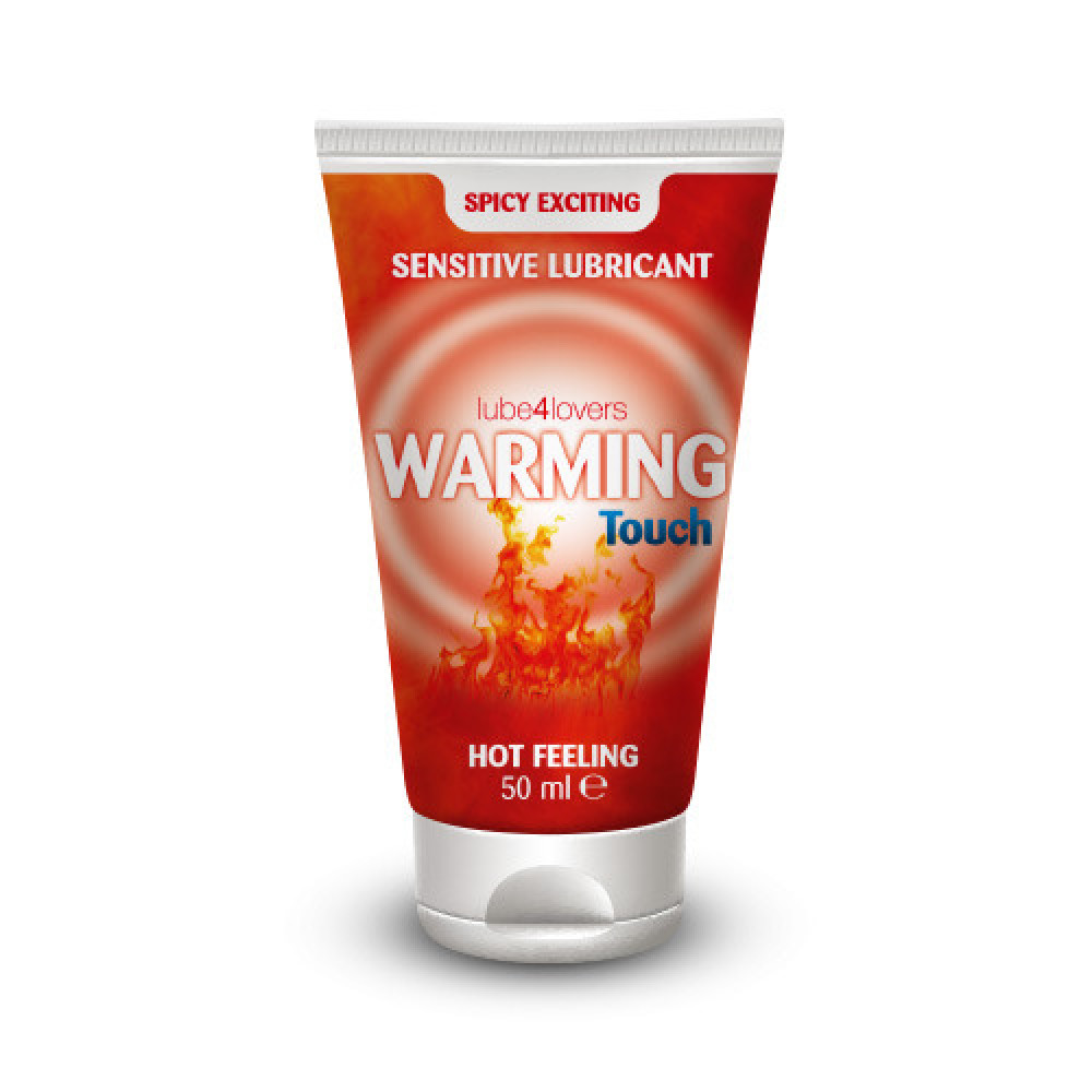 Warming Touch Lubricant 50ml