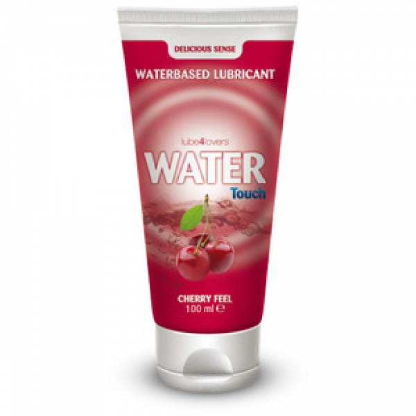 Water Touch Cherry Water-Based Lubricant 100ml[1]