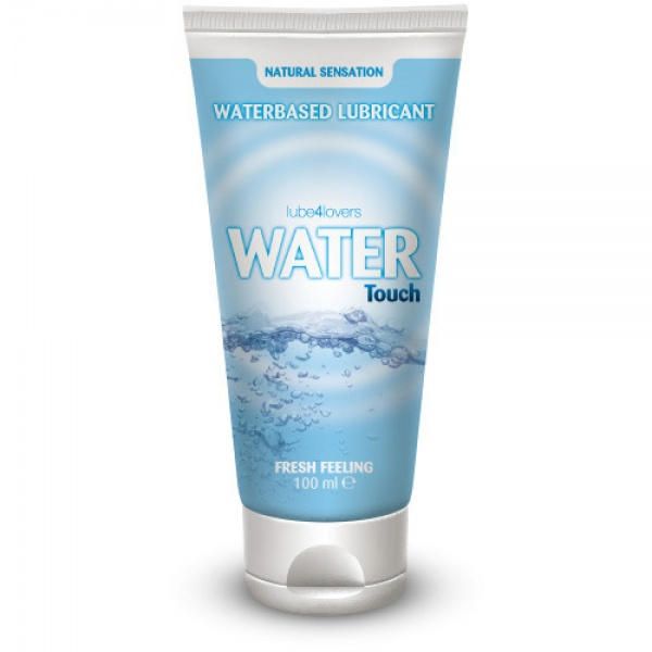 Water Touch Fresh Water-Based Lubricant 100ml