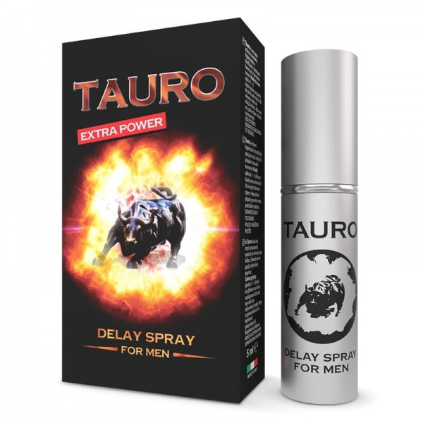 Tauro Extra Power Delay Spray For Men 5ml